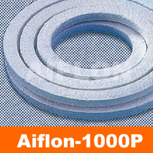Asbestos Fiber Packing With PTFE AIFLON 1000P