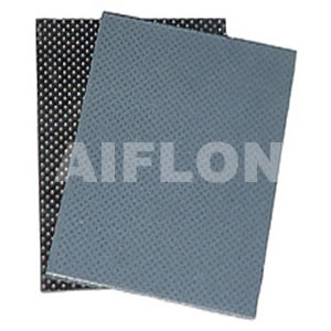 Non-asbestos Gasket Sheet Reinforced With Tanged Carbon Steel