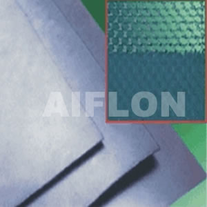 Wire Mesh Reinforced Graphite Sheet AIFLON 4006