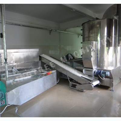 Whole Fat Desiccated Coconut Drying Machine