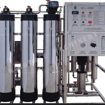 Full Automatic Coconut Water Filtering Equipment