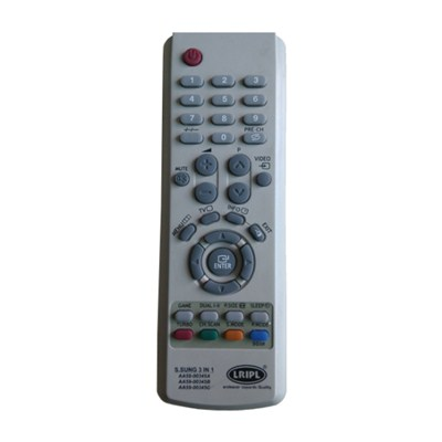 SAMSUNG 3 IN 1 Remote Control For India Market
