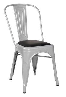 Iron Metal Dining Chair