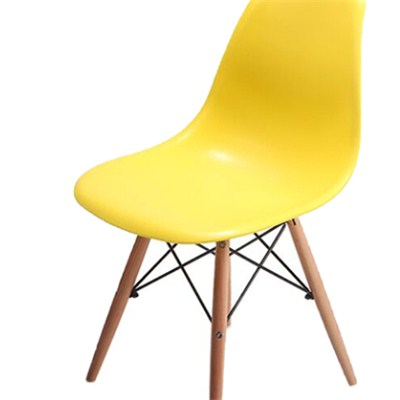 Hot Sale Colorful Pp Plastic Dining Chair