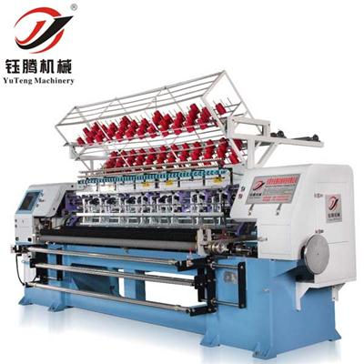 Leather Bags Quilting Machine