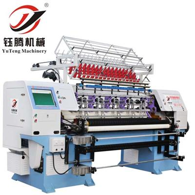 Pattern Quilting Machine