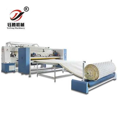 Foam Mattress Fabric Quilting Machine