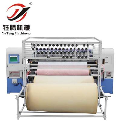 Looper Quilting Machine