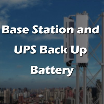 Base Station And UPS Back Up Battery