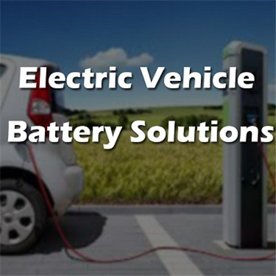 Electric Vehicle Battery Solutions