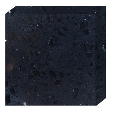 Single color quartz stone BA-D1014