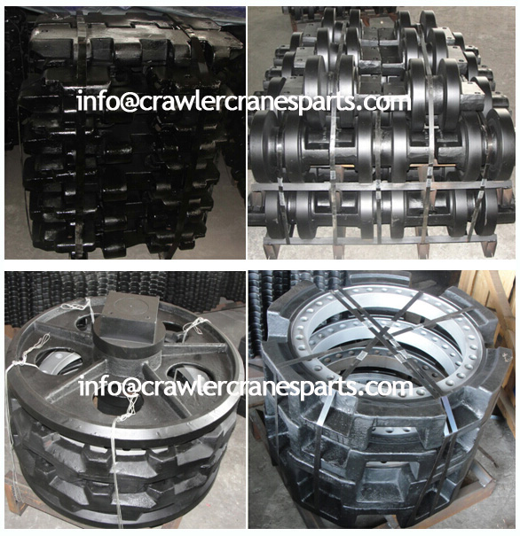 Hitachi Crawler Crane Undercarriage Parts