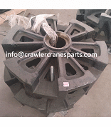 Hitachi Crane Sprocket