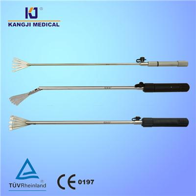 Three Or Five Leafs Kite-shaped/Fan-shaped Retractor