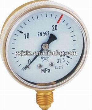 80mm Heavy Duty Diaphragm Pressure Gauge