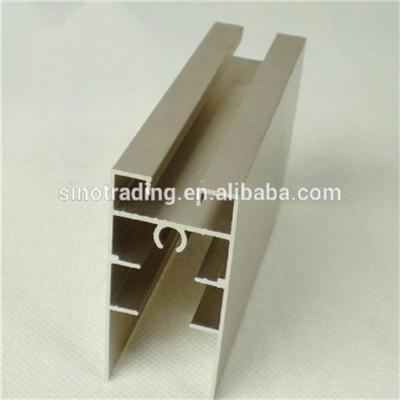 Electrophoresis Non - Heat Insulation Break Bridge Of Building Aluminium Profiles