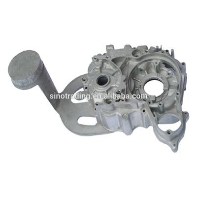 Milling Finished Surface Aluminum Alloy Castings