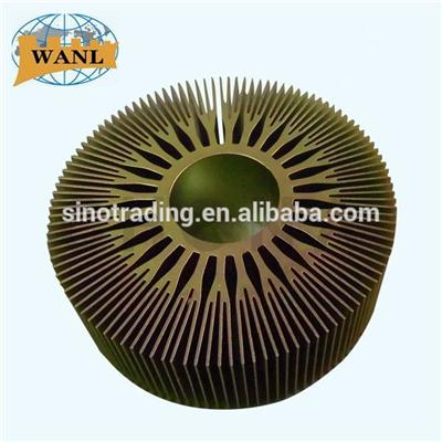 Anodizing Convertor Copper Heat Sinks