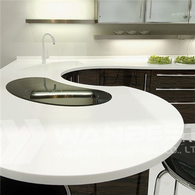 Corian White Kitchen Doors