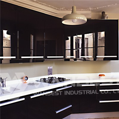 Corian-white Kitchen Counter