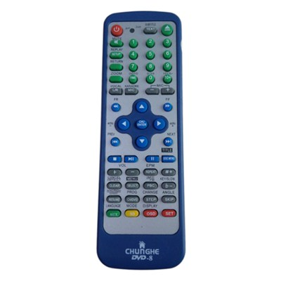 Universal DVD Remote Control For Sourtheast Asia Market