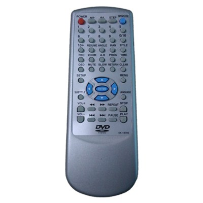 Easy Use DVD Remote Control For PREMIER SX-14780