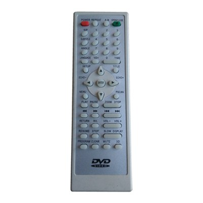 DVD Universal Remote Control For Multimedia Devices