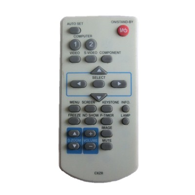 Universal Projector Remote Control Use For Projecting CXZR