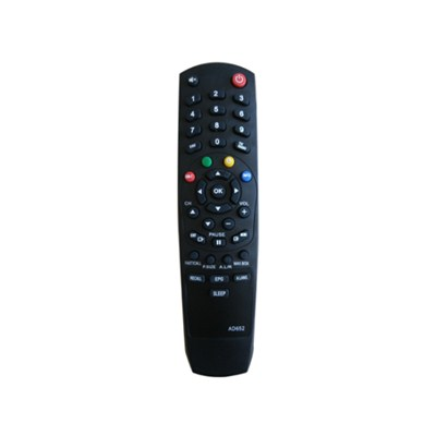 STB Universal Remote Control AD652 Suitable For South Amercia Market