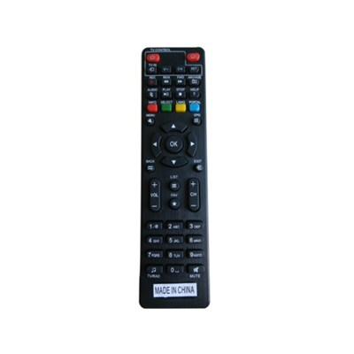 Universal Remote Control For STB And TV Learning Suitable For India Market