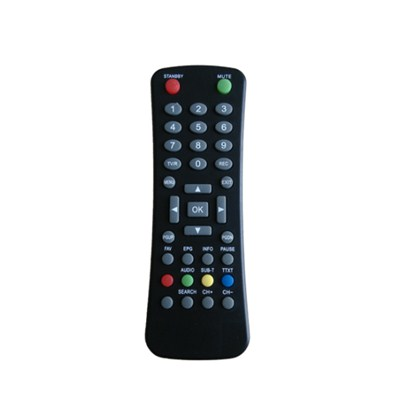 Universal TV SAT STB Remote Control Small Model Remote Control