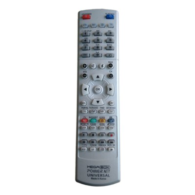 Universal TV STB Remote MEGABOX For Brazil Market