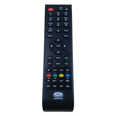 ODM Manufacturer STB Home Appliance Infrared TV Remote Control