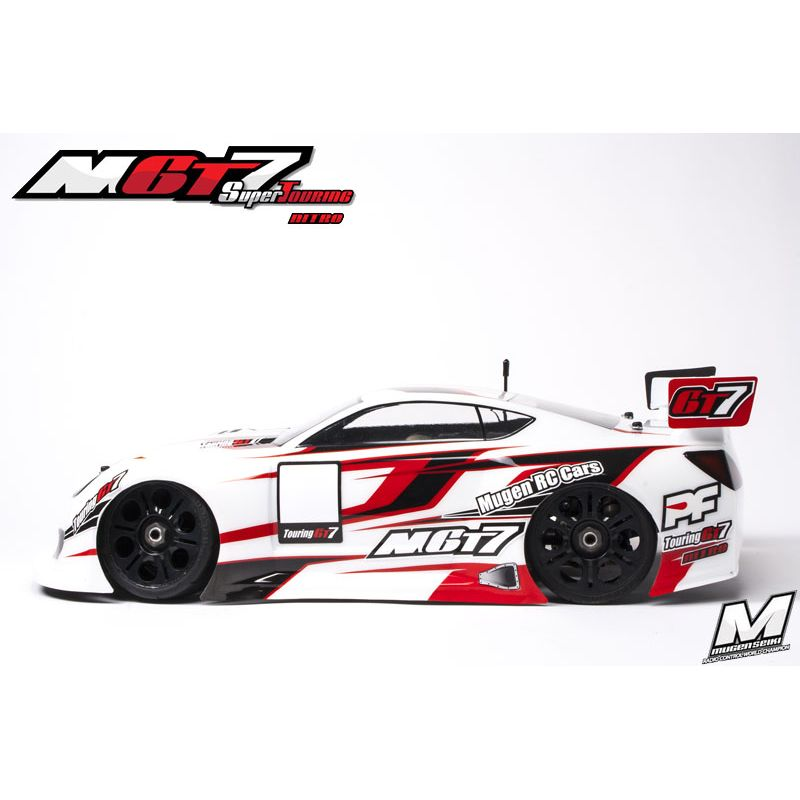 Mugen 1/8 MGT7E On Road Nitro GT Car MUGE2017