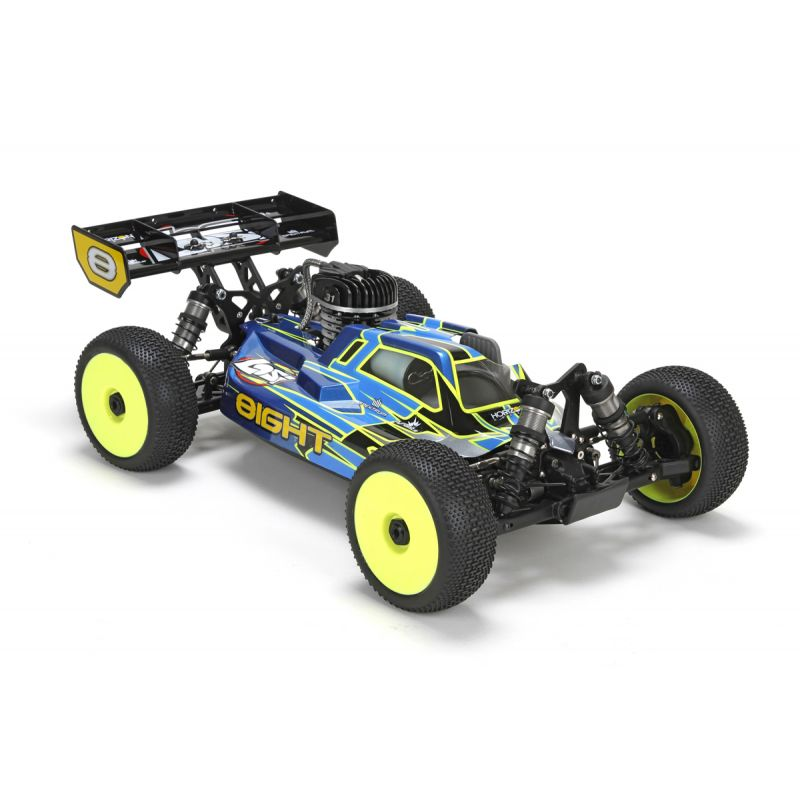 Losi 8IGHT RTR AVC 1/8 4WD Gas Buggy LOS04000