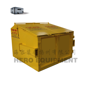 Waste Containers front load bin