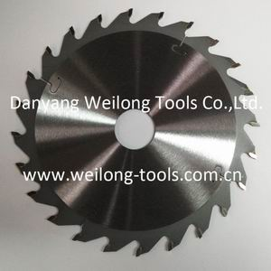 Rip Cut Saw Blade For Wood Cutting 184mm 24T