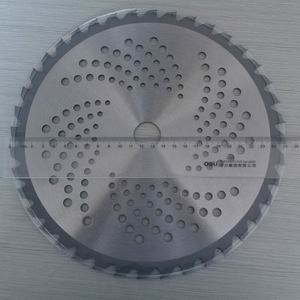 250mm 40 Tooth Grass Cutting TCT Circular Saw Blade