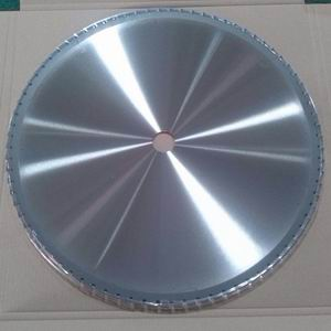 254mm 72 Tooth Cermet Tip Saw Blade
