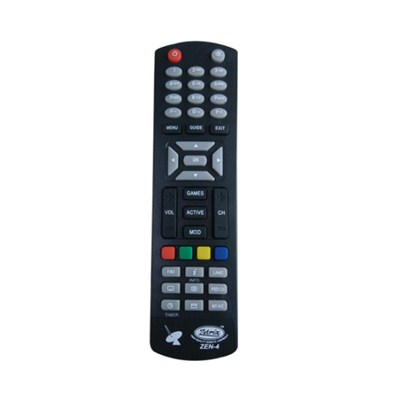 Sat Universal Remote Control ZEN-4 For India Market