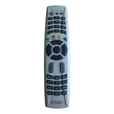 TV SAT Universal Remote Control STAR SAT SR-X230CU For Middle East Market