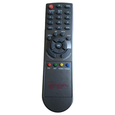 Cheap Price TV SAT Remote Control For Eygpt Market Satellite Receiver