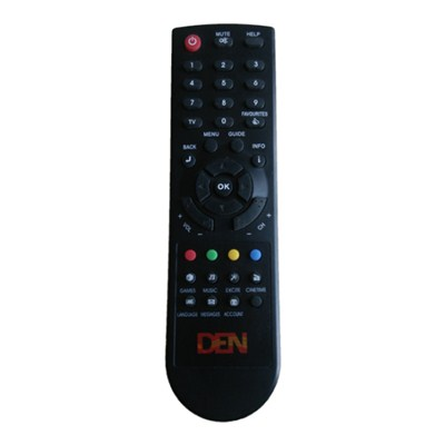 DEN Remote Control With PVC Cover For India Market Cheapest Price With High Quality