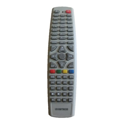 New Digital Satellite Tv Receiver Remote Control USB 6300/7300/5300