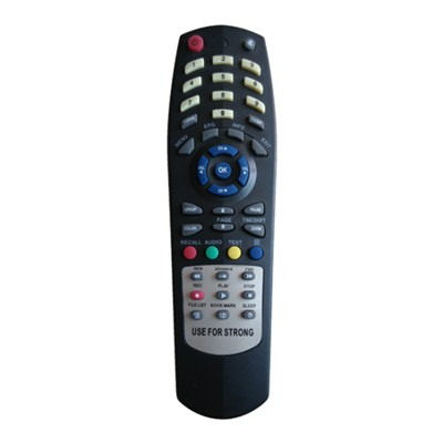 Good Quality Remote Control Satellite Receiver Remote Control Use For Strong Africa Market
