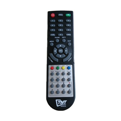 Satellite Receiver Remote Control TNT AFRICA For Africa Market