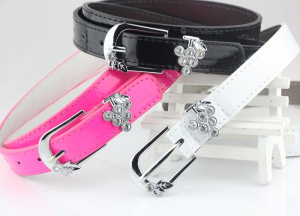 Women's Fashion Leisure Set Auger Belt