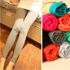 Colorful Color Leggings Candy Color Leggings