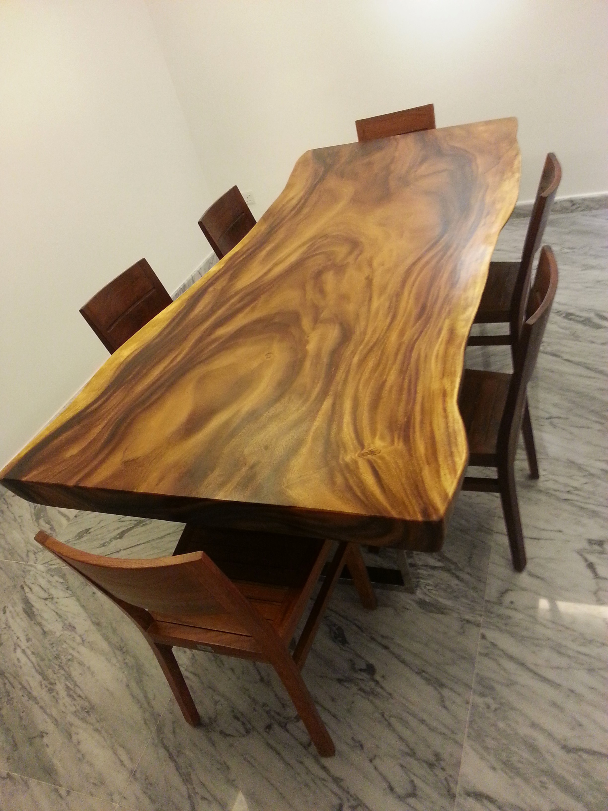 Suar Dining Table Suar Wood Dining Table Solid Wood Home