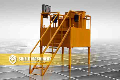 Foam Concrete Brick Machine Foam Mixer